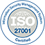 ISO 27001 Seal